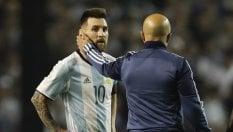 Qualificazioni Mondiali, l'Argentina si gioca l'ultima carta: in Ecuador serve la vittoria